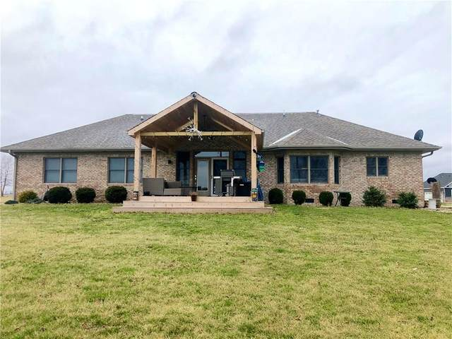 6121 E Holes Crossing Drive, Crawfordsville, IN 47933 (MLS #21693314) :: Mike Price Realty Team - RE/MAX Centerstone