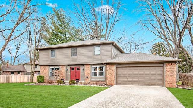 10126 Partridge Place, Carmel, IN 46033 (MLS #21693327) :: The Indy Property Source