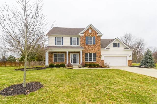 4349 Weather Stone Crossing, Zionsville, IN 46077 (MLS #21693336) :: AR/haus Group Realty