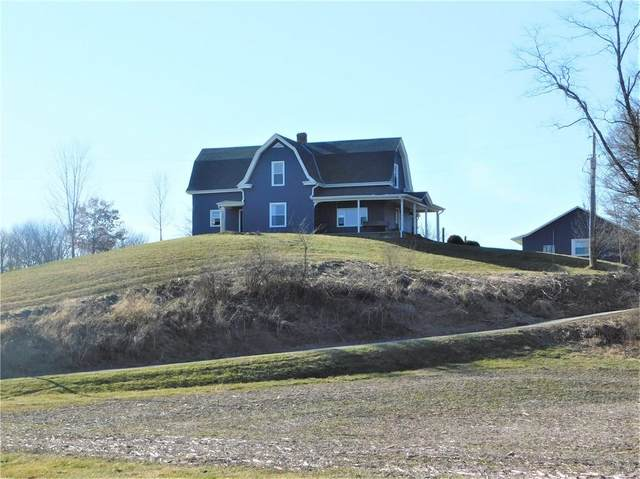 3355 S County Road 60 SW, Greensburg, IN 47240 (MLS #21693363) :: The Indy Property Source