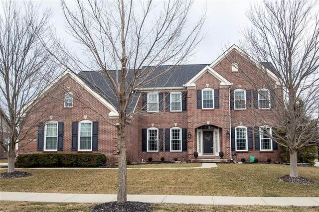 2736 Heathermoor Park Drive S, Carmel, IN 46074 (MLS #21693388) :: Heard Real Estate Team   eXp Realty, LLC
