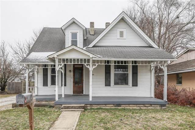 350 W Washington Street, Martinsville, IN 46151 (MLS #21693414) :: Mike Price Realty Team - RE/MAX Centerstone