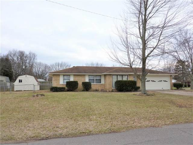 307 E 49th Street, Anderson, IN 46013 (MLS #21693464) :: The Evelo Team