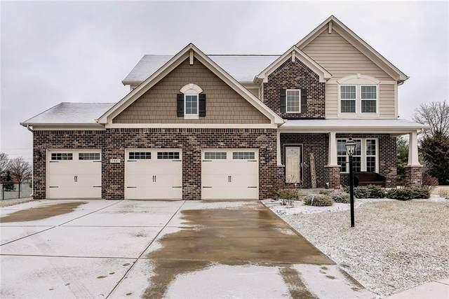 7887 Rock Creek Drive, Avon, IN 46123 (MLS #21693475) :: Heard Real Estate Team | eXp Realty, LLC