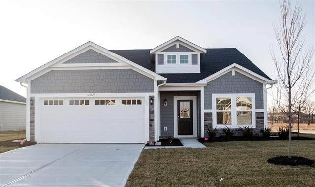 15727 Wescott Drive, Noblesville, IN 46060 (MLS #21693523) :: The Evelo Team
