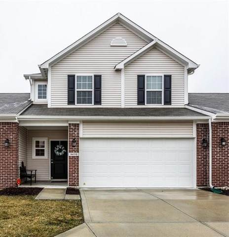 9670 Rolling Plain Drive, Noblesville, IN 46060 (MLS #21693564) :: Mike Price Realty Team - RE/MAX Centerstone