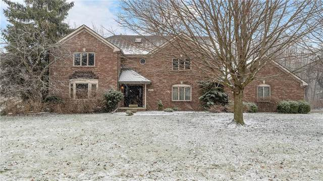 9250 Woodacre Boulevard, Indianapolis, IN 46234 (MLS #21693571) :: Mike Price Realty Team - RE/MAX Centerstone