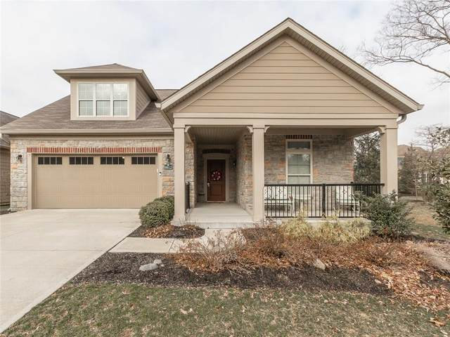 9812 Rue Renee Lane, Mccordsville, IN 46055 (MLS #21693600) :: AR/haus Group Realty