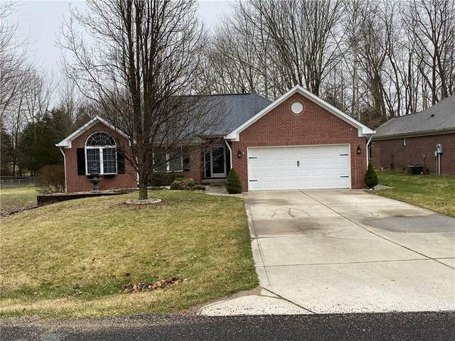 648 Mill Springs, Coatesville, IN 46121 (MLS #21693630) :: The Indy Property Source