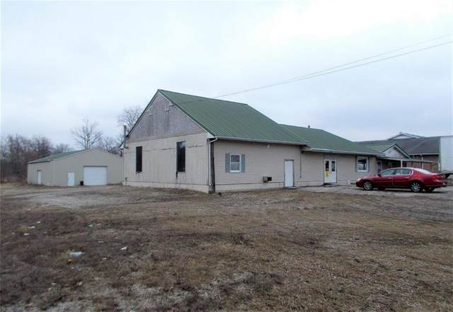 2650 N State Highway 7, North Vernon, IN 47265 (MLS #21693676) :: David Brenton's Team