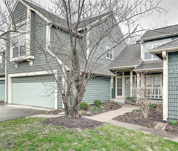 4733 Pennington Court, Indianapolis, IN 46254 (MLS #21693700) :: Richwine Elite Group