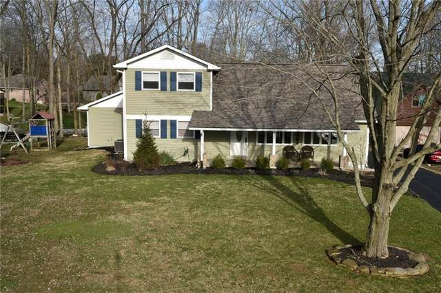 174 Mill Springs Road, Coatesville, IN 46121 (MLS #21693718) :: The Indy Property Source