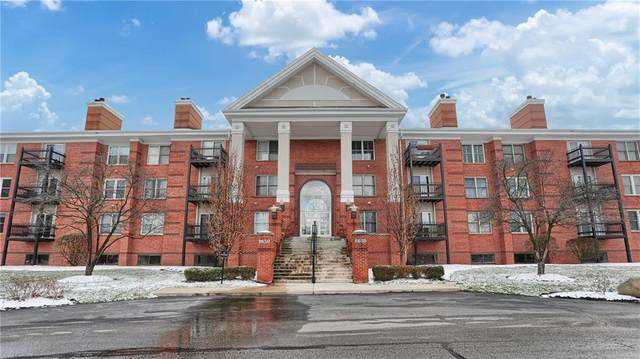 8650 Jaffa Court West Drive, Unit #33 Drive #33, Indianapolis, IN 46260 (MLS #21693747) :: Mike Price Realty Team - RE/MAX Centerstone