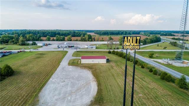 11769 E State Road 250, Crothersville, IN 47229 (MLS #21693780) :: The Indy Property Source