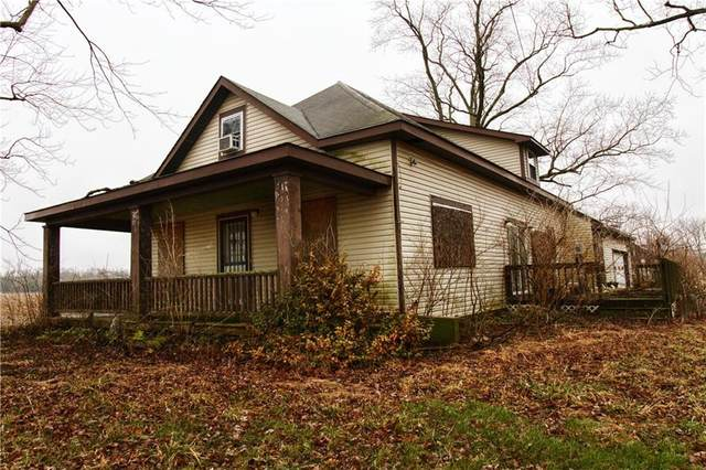 2246 N Fort Wayne Road, Rushville, IN 46173 (MLS #21693805) :: The Indy Property Source