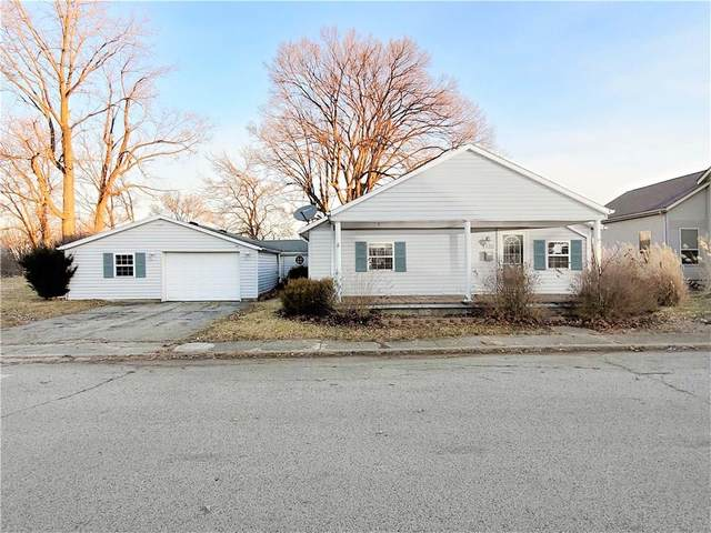 1612 N Avenue, New Castle, IN 47362 (MLS #21693819) :: The Indy Property Source