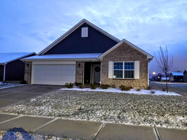 540 Haywood Drive, Greenfield, IN 46140 (MLS #21693870) :: AR/haus Group Realty