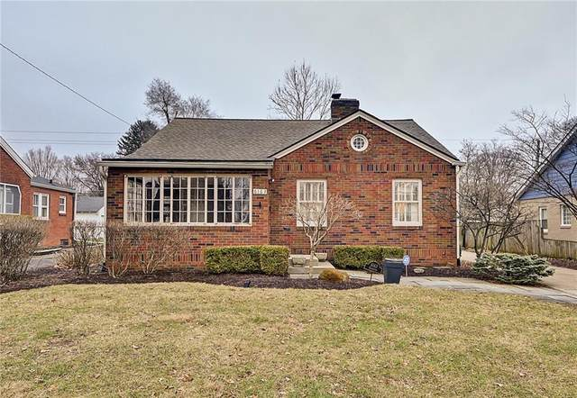 6163 Haverford Avenue, Indianapolis, IN 46220 (MLS #21693878) :: Richwine Elite Group