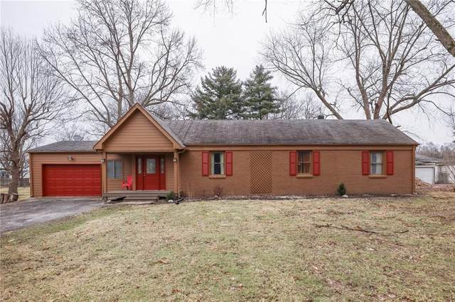 7055 Barth Avenue, Indianapolis, IN 46227 (MLS #21693880) :: Mike Price Realty Team - RE/MAX Centerstone