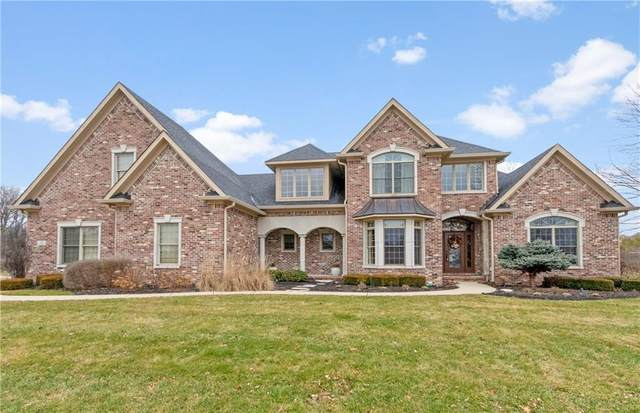 318 Hawthorne Drive, Pittsboro, IN 46167 (MLS #21693892) :: The Indy Property Source