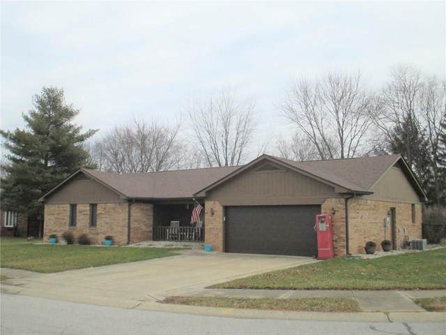 1195 Chad Court, Plainfield, IN 46168 (MLS #21693910) :: Mike Price Realty Team - RE/MAX Centerstone