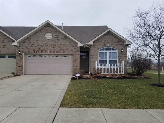 284 Society Drive, Indianapolis, IN 46229 (MLS #21693921) :: The Indy Property Source