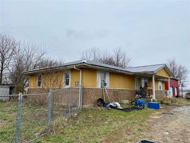 7453 W County Road 85 N, Greensburg, IN 47240 (MLS #21693946) :: The Indy Property Source