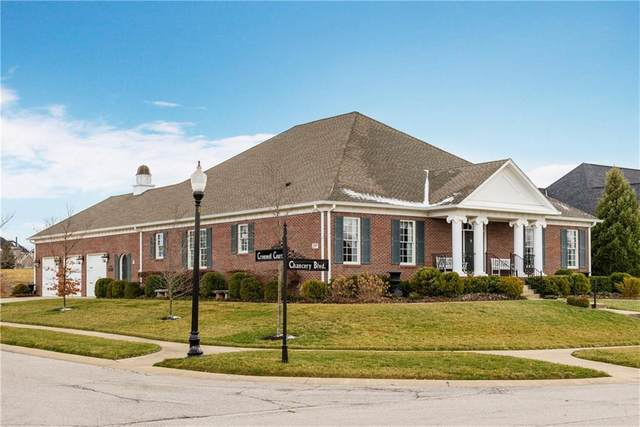 2888 Cromwell Court, Greenwood, IN 46143 (MLS #21694077) :: Heard Real Estate Team | eXp Realty, LLC