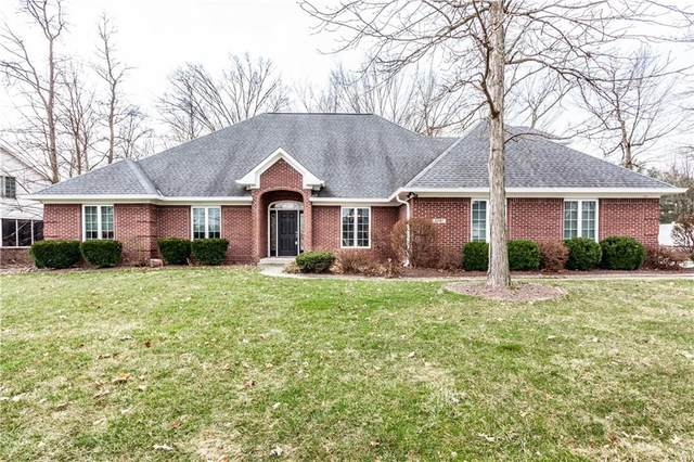 5291 Ironwood Lane, Plainfield, IN 46168 (MLS #21694096) :: The Indy Property Source