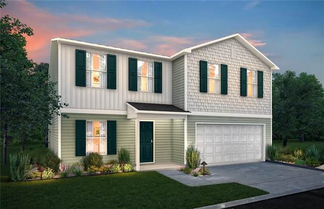 1515 E Holly Drive, Albany, IN 47320 (MLS #21694097) :: The Indy Property Source