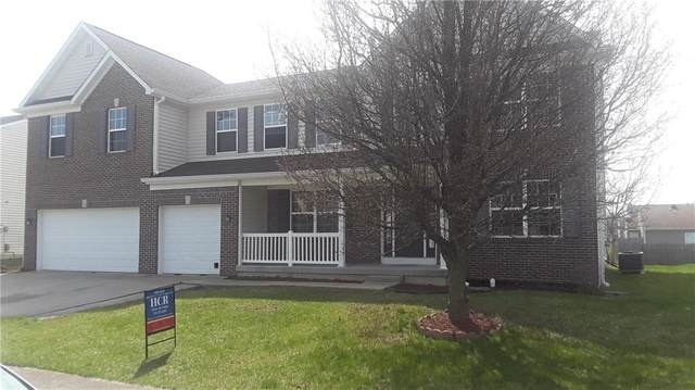 10849 Spring Green Drive, Indianapolis, IN 46229 (MLS #21694100) :: Mike Price Realty Team - RE/MAX Centerstone
