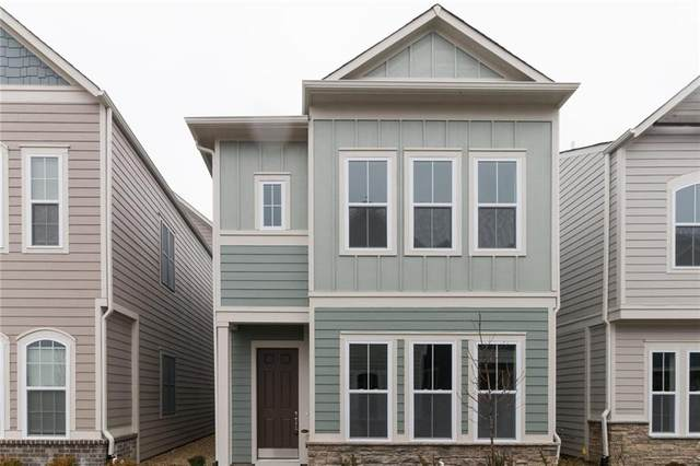 13280 E Lieder Way, Fishers, IN 46037 (MLS #21694157) :: AR/haus Group Realty