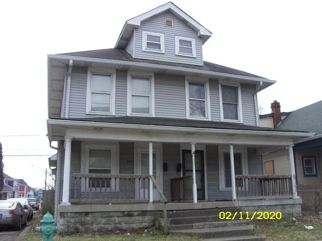 625-627 Orange Street, Indianapolis, IN 46203 (MLS #21694160) :: The Indy Property Source