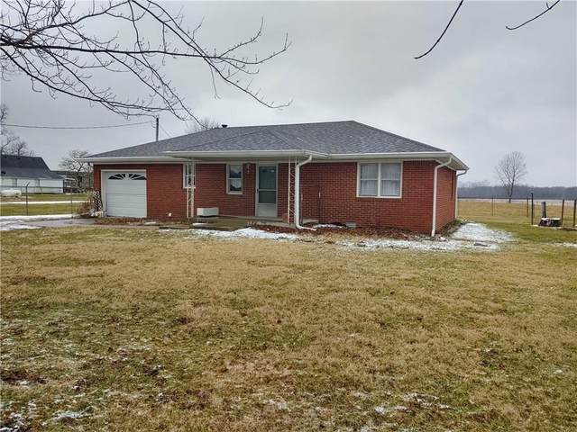 7686 S County Road 525 E, Mooresville, IN 46158 (MLS #21694162) :: Mike Price Realty Team - RE/MAX Centerstone