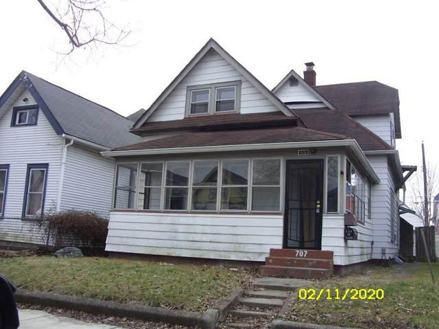 707 - 707 1/2 Parkway Avenue, Indianapolis, IN 46203 (MLS #21694163) :: Heard Real Estate Team | eXp Realty, LLC