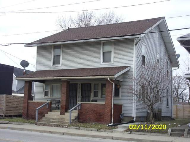 1314-1316 S East Street, Indianapolis, IN 46225 (MLS #21694200) :: Heard Real Estate Team | eXp Realty, LLC