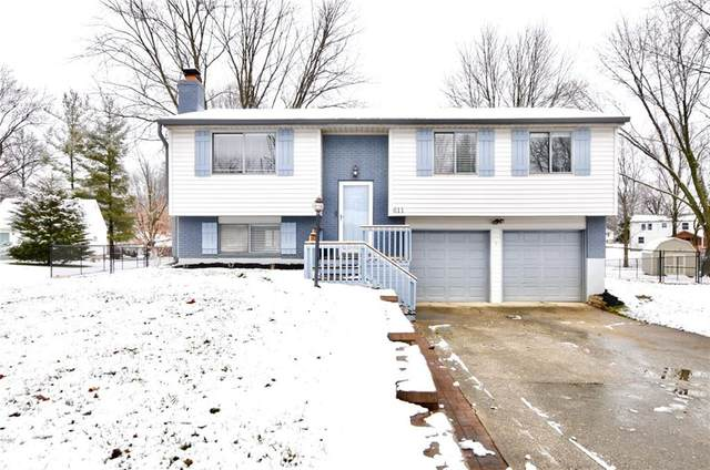 611 Shady Creek Drive, Greenwood, IN 46142 (MLS #21694210) :: Mike Price Realty Team - RE/MAX Centerstone