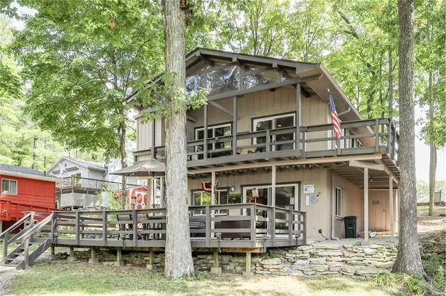 7002 Opossum Drive, Nineveh, IN 46164 (MLS #21694212) :: Heard Real Estate Team | eXp Realty, LLC