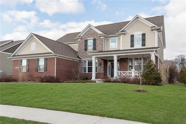 4476 Schmidler Drive, Carmel, IN 46074 (MLS #21694223) :: The Indy Property Source
