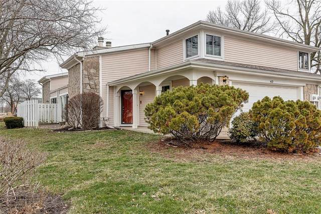 43 Dominion Drive, Zionsville, IN 46077 (MLS #21694228) :: Mike Price Realty Team - RE/MAX Centerstone