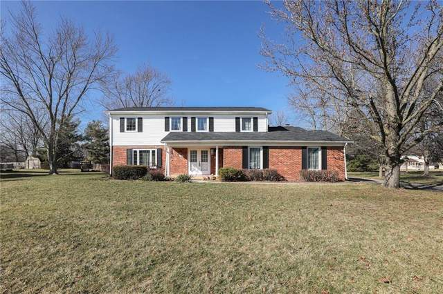 120 S Park Forest Drive, Franklin, IN 46131 (MLS #21694303) :: David Brenton's Team
