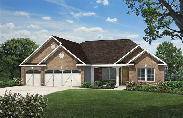 4659 W Otway Lane, New Palestine, IN 46163 (MLS #21694305) :: The Indy Property Source