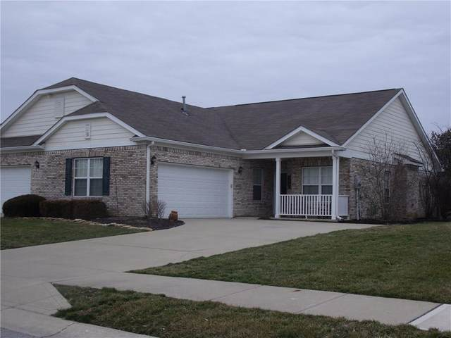 4198 Galena Drive, Avon, IN 46123 (MLS #21694356) :: The ORR Home Selling Team