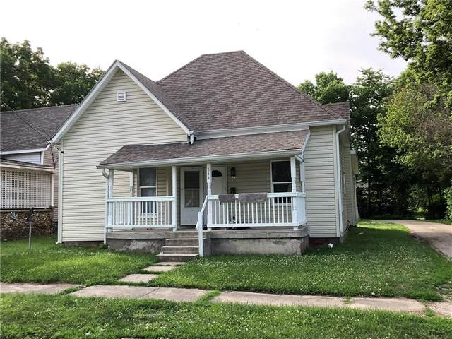 844 W Franklin Street, Shelbyville, IN 46176 (MLS #21694360) :: Mike Price Realty Team - RE/MAX Centerstone
