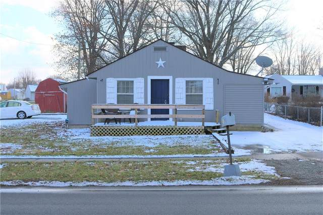 2611 E 10th Street, Anderson, IN 46012 (MLS #21694366) :: AR/haus Group Realty