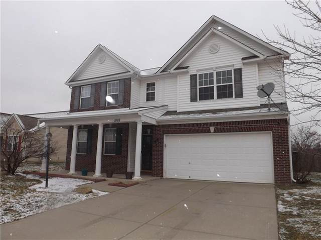 1088 Sassafras Trail, Greenwood, IN 46143 (MLS #21694381) :: Mike Price Realty Team - RE/MAX Centerstone