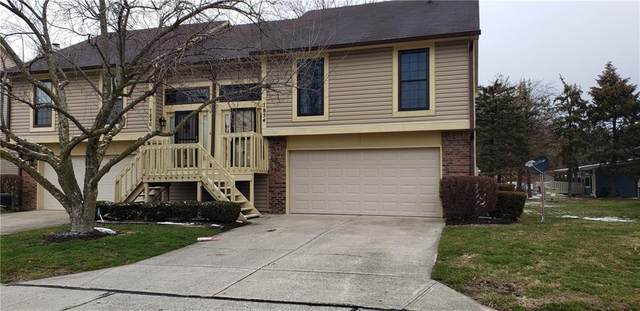 7854 Queensbridge Commons, Indianapolis, IN 46219 (MLS #21694392) :: Mike Price Realty Team - RE/MAX Centerstone