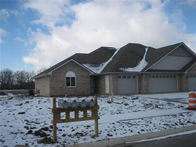 449 Janis Avenue, Pendleton, IN 46064 (MLS #21694401) :: Richwine Elite Group
