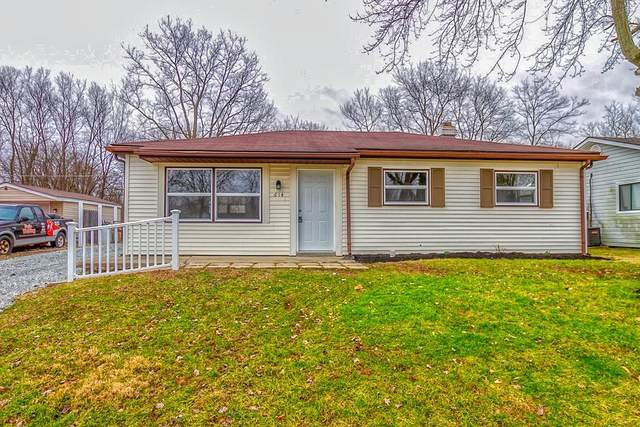 614 Berkeley Drive, Shelbyville, IN 46176 (MLS #21694419) :: Mike Price Realty Team - RE/MAX Centerstone
