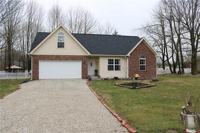 293 Gettysburg, Coatesville, IN 46121 (MLS #21694424) :: The Indy Property Source
